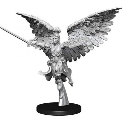 Magic: The Gathering Unpainted Miniatures: Wave 14 Reidane, Goddess of Justice в D&D и други RPG / D&D Миниатюри