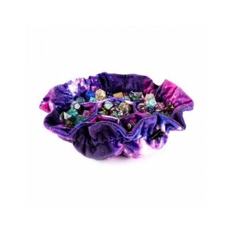 "Velvet Dice Bag - Nebula 4x6"" (10*15cm) in Other accessories"
