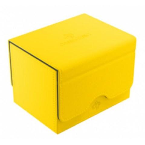 Gamegenic Sidekick Deck Holder (100+) - Yellow в Кутии за карти