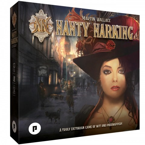 Nanty Narking (English Retail Edition, 2021) - настолна игра