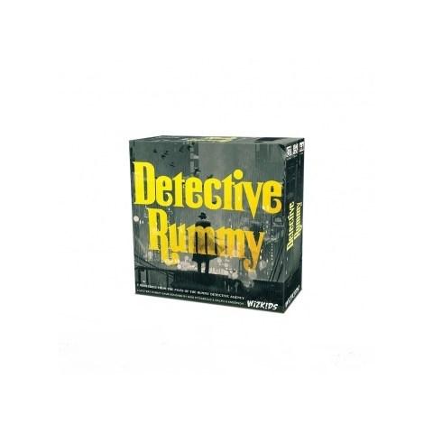 (Pre-order) Detective Rummy (2021) - настолна игра