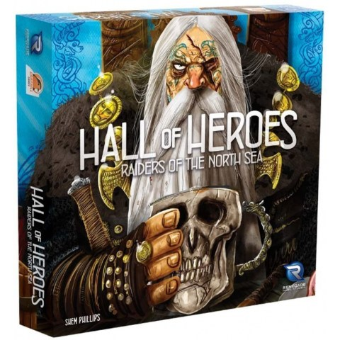 Raiders of the North Sea: Hall of Heroes Expansion (2018) - разширение за настолна игра