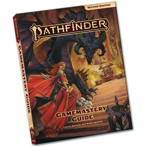 Pathfinder RPG 2nd Edition: P2 Gamemastery Guide Pocket Edition (Softcover, 2021) в D&D и други RPG / Pathfinder 2nd Edition