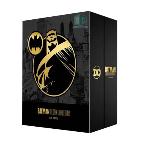 Batman: The Dark Knight Returns - The Game Deluxe Edition (2021) - соло настолна игра