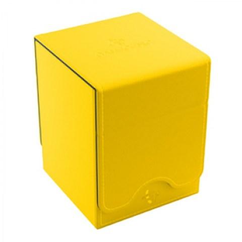 Gamegenic Squire Deck Holder (100+) - Yellow в Кутии за карти