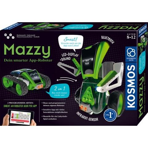 Mazzy (German Edition) - а programmable robot в Подаръци
