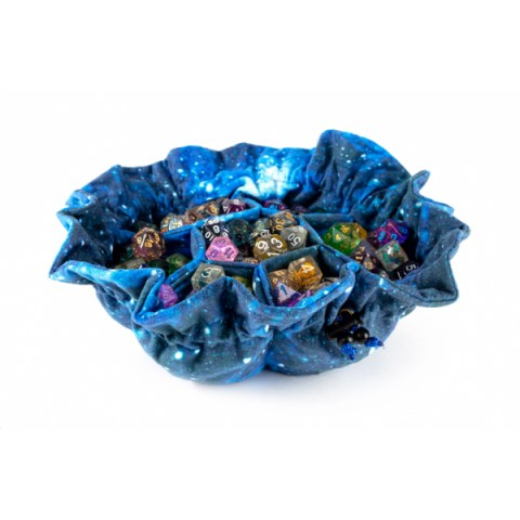 """Velvet Dice Bag - Galaxy 4x6"""" (10*15cm) in Other accessories"""