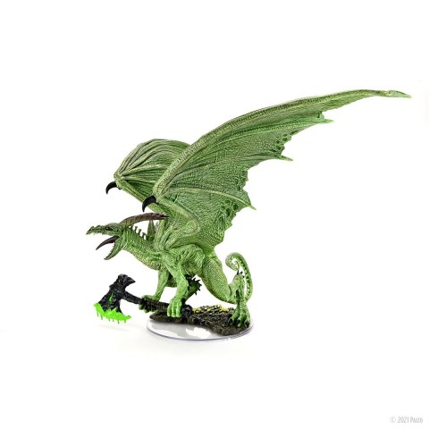 Pathfinder Battles: Bestiary Unleashed - Treerazer Premium Dragon Figure в D&D и други RPG / D&D Миниатюри