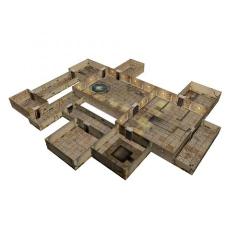 Tenfold Dungeon: The Temple в Терени за игри