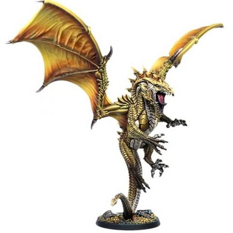 Dungeons & Lasers: Durkar The Sovereign Serpent Miniature в D&D и други RPG / D&D Миниатюри