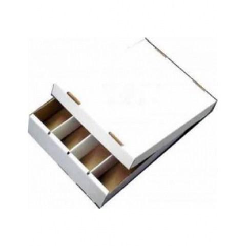 Cardbox/Fold-out Box with Lid for Card Storage (4.000 Cards) - кутия за съхранение на карти в Кутии за карти