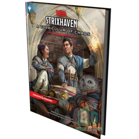 Dungeons & Dragons RPG 5th Edition: D&D Strixhaven: A Curriculum of Chaos в D&D и други RPG / D&D 5th Edition / D&D приключения