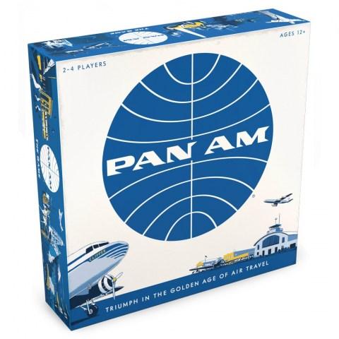 Pan Am (2020) - настолна игра
