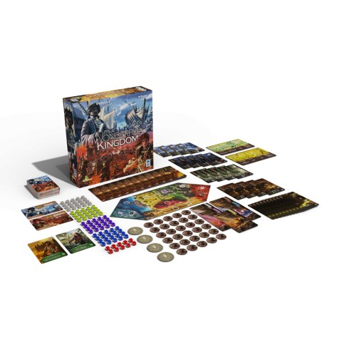 (Pre-order) It's a Wonderful Kingdom (2021) - настолна игра за двама