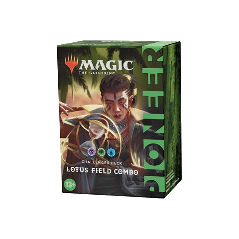 (Pre-order) MTG: Pioneer Challenger Decks 2021 - Lotus Field Combo Deck в Magic: the Gathering