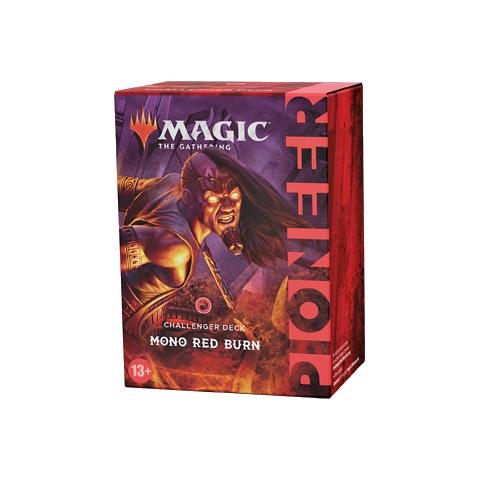 (Pre-order) MTG: Pioneer Challenger Decks 2021 - Mono-Red Burn Deck в Magic: the Gathering