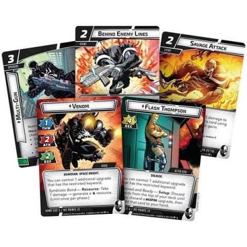 Marvel Champions: The Card Game - Venom Hero Pack