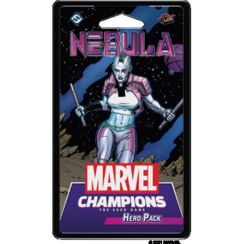 Marvel Champions: The Card Game - Nebula Hero Pack