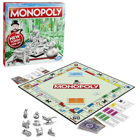 Monopoly Classic (2021 Edition) - настолна игра