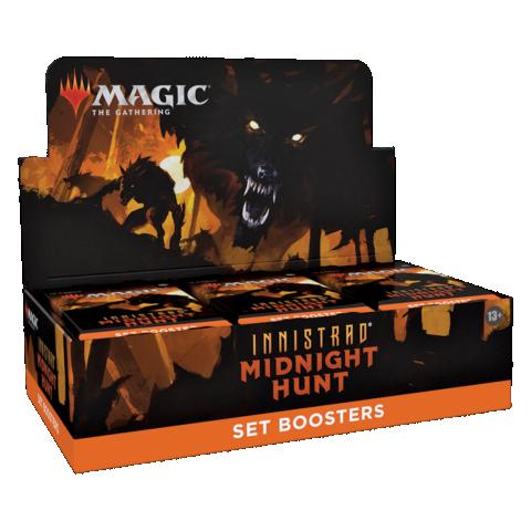 (Pre-order) MTG: Innistrad: Midnight Hunt Set Booster Display Box (30) в Magic: the Gathering