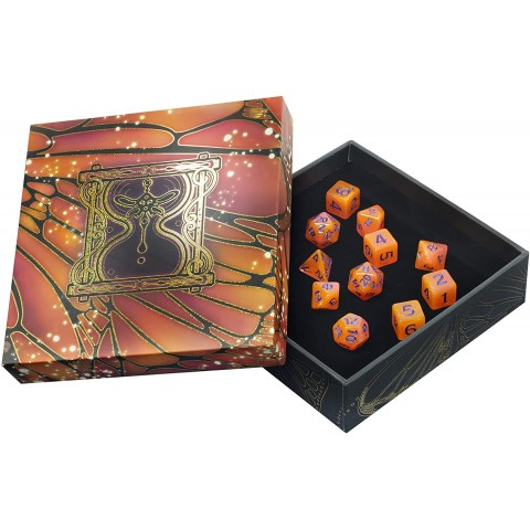 (Pre-order) Dungeons & Dragons RPG 5th Edition: Witchlight Carnival D&D Dice & Miscellany in D&D Dice Sets
