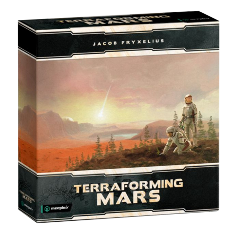 Terraforming Mars: Small Box - разширение за настолна игра