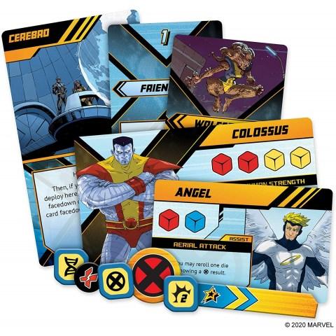 X-Men: Mutant Insurrection (2021) - настолна игра