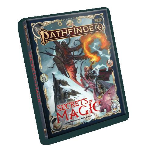 Pathfinder RPG 2nd Edition: Secrets of Magic (Hardcover, 2021) в D&D и други RPG / Pathfinder 2nd Edition