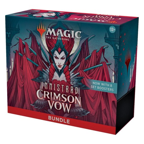 MTG: Innistrad: Crimson Vow Bundle (8 Set Boosters) in Magic: the Gathering