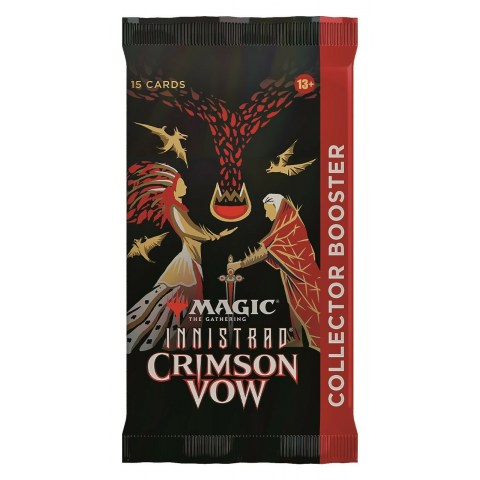 MTG: Innistrad: Crimson Vow Collector's Booster (1) in Magic: the Gathering