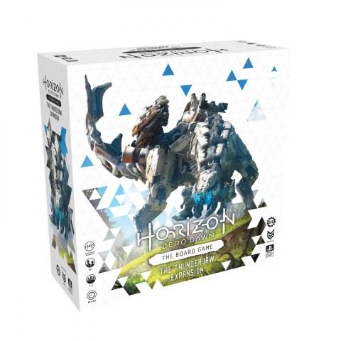 Horizon Zero Dawn: The Board Game – Thunderjaw Expansion (2021) Board Game