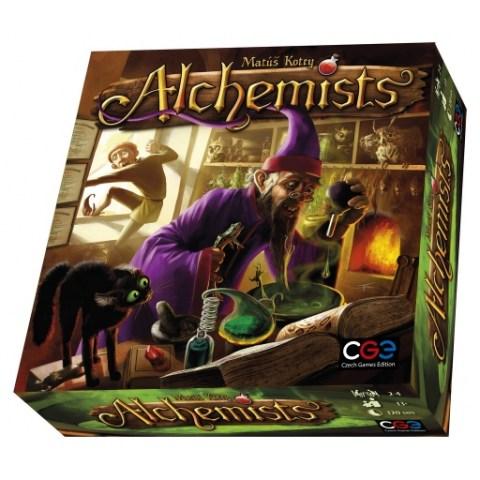 Alchemists (2014)  - настолна игра