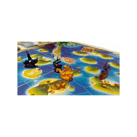 Black Fleet - настолна игра