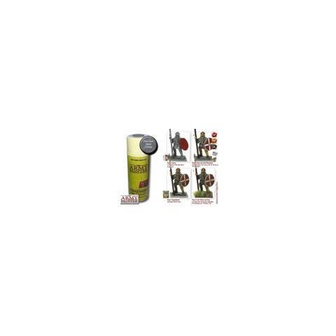 Army Painter - Platemail Metal Colour Primer Spray в Четки, бои и аксесоари