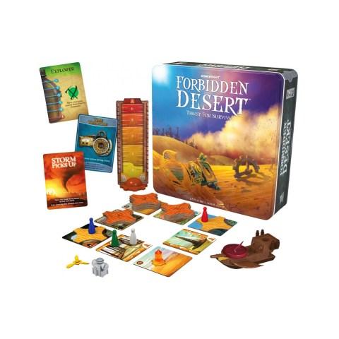 Forbidden Desert (2013) Board Game