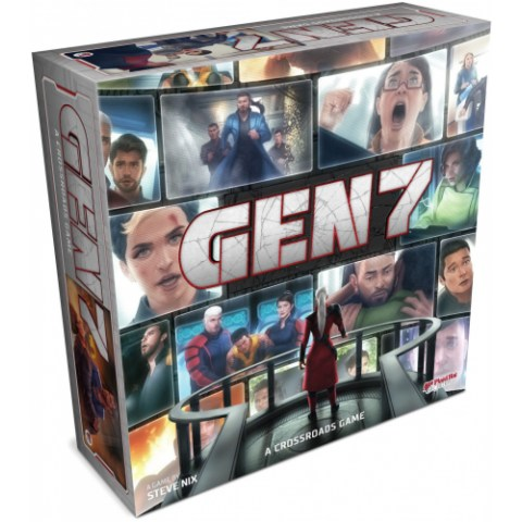 Gen7: A Crossroads Game (2018) - настолна игра
