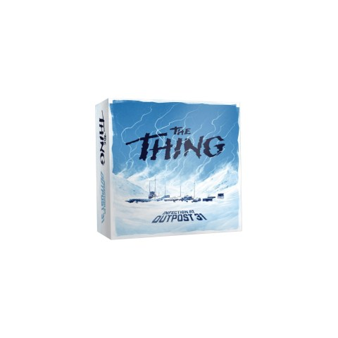 The Thing: Infection at Outpost 31 (2017) - кооперативна настолна игра